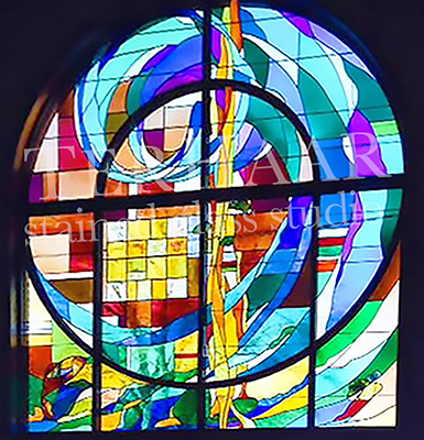 stained-glass-art_community-of-faith_stained-glass-windows_st-benedict-church_avon-mn_house-of-worship_terhaarglass.com