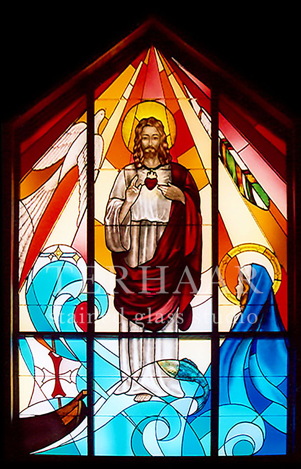 stained-glass-art_sacred-heart-of-jesus_stained-glass-windows_sacred-heart-chruch_wakon-mn__house-of-worship_terhaarglass.com